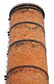 Old Industrial Brick Tower
