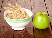 Oatmeal And Apple