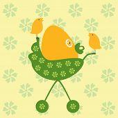 Egg In Pram