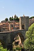 Besalu Medieval Bridge