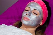 picture of face mask  - Facial Skin Care - JPG