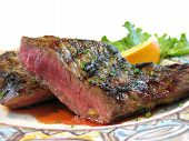 Seltene Steak