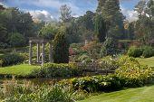 Os jardins do Cholmoneley