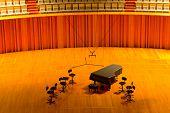 moderne Konzerthalle