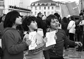 Portuguese Youth Protests