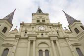 Basilica In New Orleans