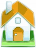 House Icon - Real Estate Series
