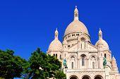 France, Paris: Famous Monument Of Paris, Sacre Coeur