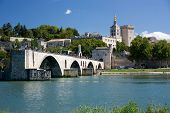 The Bridge at Avignon