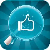 Vector social media lollipop