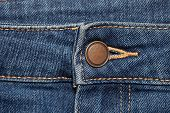 jeans with button