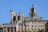 Beziers Cathedral, France