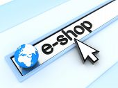 Address Line, E-shop