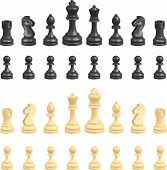 Chess Pieces Set (Replacing: 1318579)