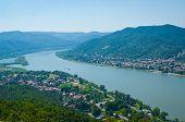 The Danube curve