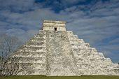 El Castillo, Chitchen Itza