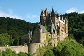 Castle Burg Eltz. Germany