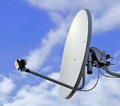 Televisão por satélite