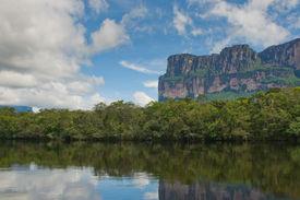 stock photo of canaima  - Canaima National Park Venezuela perfect vacation destination - JPG