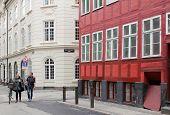 Quartier Latin in Kopenhagen.