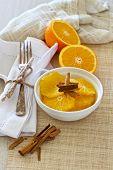 Oranges For Breakfast