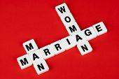 Homem, mulher e casamento