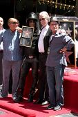 LOS ANGELES - JUL 9:  Robert Evans, Slash, Jim Ladd, Charlie Sheen at the Hollywood Walk of Fame Cer