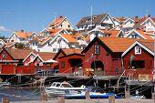 Stromstad Town