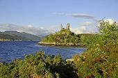 Castle Moil, Kyleakin, Isle of Skye, Scotland