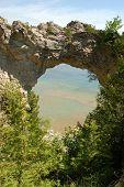 Arch Rock, Mackinac Island, Michigan