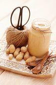 homemade peanut butter - sweet food