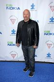 LOS ANGELES - APR 13:  Michael Chiklis arrives at the Light Up The Blues Concert Benefitting Autism