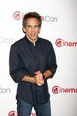 LAS VEGAS - APR 18:  Ben Stiller at the Twentieth Century Fox Photo Line at the Caesars Palace on Ap