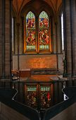 Baptismal Font, Nave