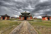image of ulaanbaatar  - Erdene Zuu Monastery in Karakorum ancient capital of Mongolia - JPG