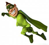 Super-herói verde