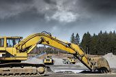 image of jcb  - bulldozers - JPG
