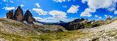 Dolomites, Italy - Tre Cime di Lavaredo
