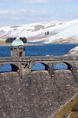 Craig Goch reservoir, Elan Valley, Wales UK.