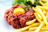stock photo of tartar  - tasty tartare - JPG