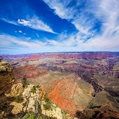 Arizona Grand Canyon National Park Yavapai Point USA