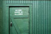 The Back Door To The Irish Pub