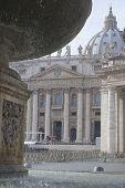 Basilica Of Saint Peter In Rome