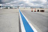 Airport Runway Track