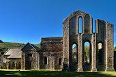 Valle Crucis Abbey at Llantysilio