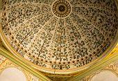 Harem Ceiling at Topkapi Palace