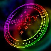 Selo de controle de qualidade