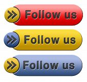 Follow us online and like to join our media network