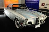 Bkk - Nov 28: Bmw 503 Coupe, Classic 2 Door Convertible Car,on Display At Thailand International Mot