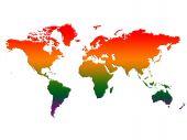 Worldmap_temperature Rising